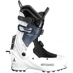 Chaussures de ski Atomic BACKLAND PRO W White / Dark Blue