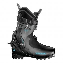 Chaussures de ski Atomic BACKLAND EXPERT W Black / Anthracite / Light Blue