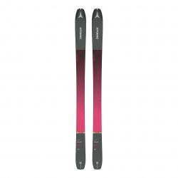 Atomic BACKLAND 86 SL W skis + SKIN 85/86 Anthracite / Pink