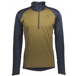 Scott M'S DEFINED LIGHT Dark blue/Earth brown sweater