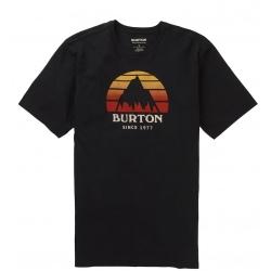 Burton UNDERHILL SS True black t-shirt