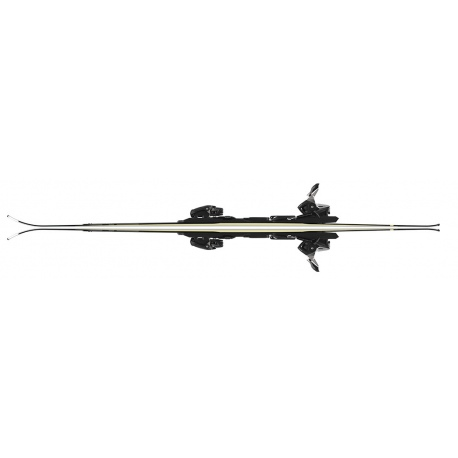 Pack de skis Atomic CLOUD C12 SERVO + fixations X 12 GW Black