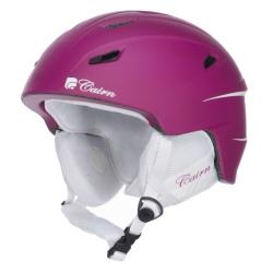Cairn ELECTRON Mat Cranberry Helmet