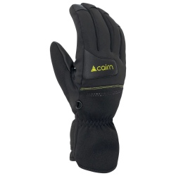 Cairn EIGER 2 M CTEX Black Lemon Gloves
