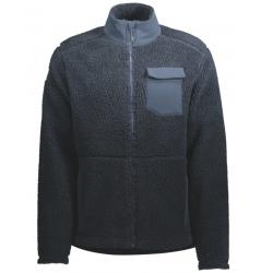 Scott M'S DEFINED HERITAGE PILE Dark blue Jacket