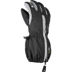 Cairn LEO 2 B Black Grey Chiné Gloves
