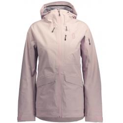 Scott W'S VERTIC 3L Pale pink jacket