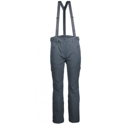 Pantalon Scott W'S EXPLORAIR ASCENT HYBRID Dark blue