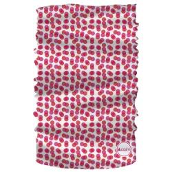 Cairn MALAWI TUBE White Confetti neck warmer