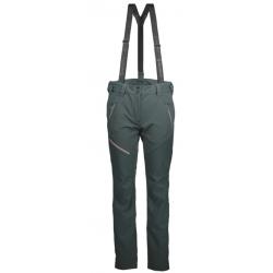 Pantalon Scott W'S EXPLORAIR ASCENT HYBRID Tree green