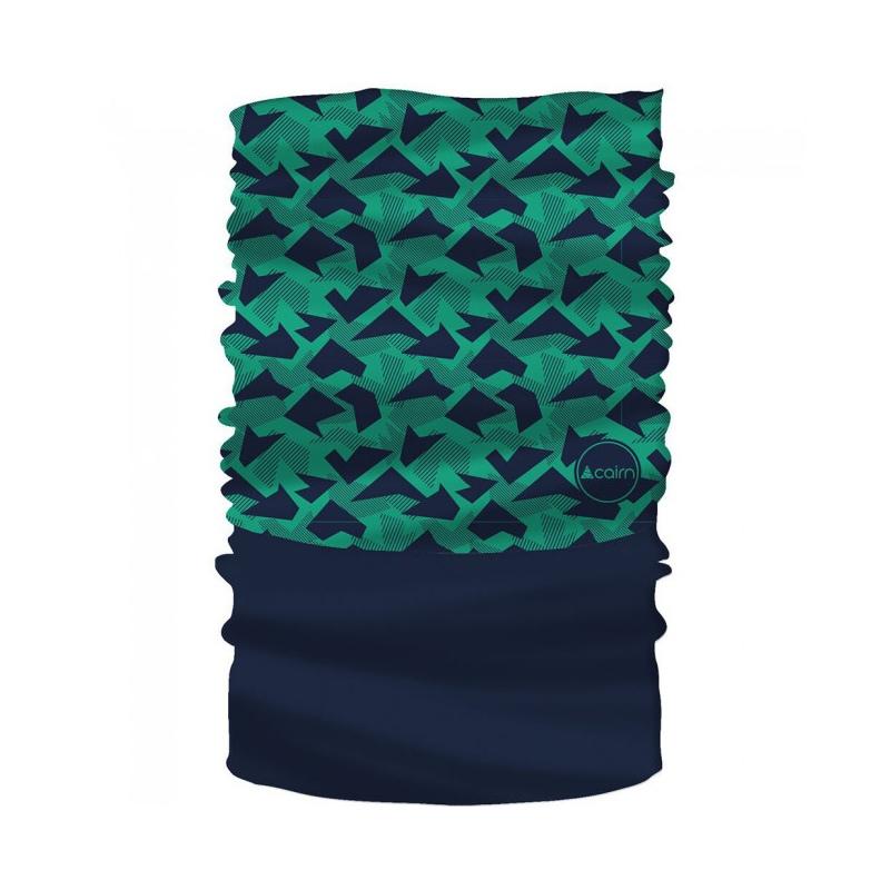 Cairn MALAWI POLAR TUBE Vivid Greencamo neck warmer