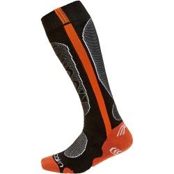 Cairn DUO PACK SPIRIT Black Orange Socks