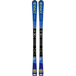 Pack de skis Salomon S/RACE PRO SL 157/P80 + fixations X12Lab