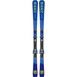 Pack de skis Salomon X S/RACE RUSH SL + fixations X12 TL GW B