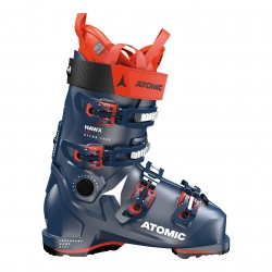 Chaussures de ski Atomic HAWX ULTRA 110 S GW Dark Blue / Red