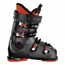 Atomic HAWX MAGNA 100 Black / Anthracite / Red ski boots