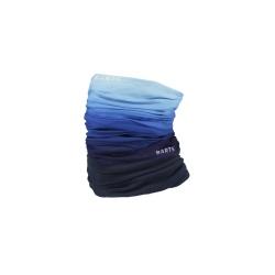 Barts MULTICOL POLAR DIP DYE Blue neckband
