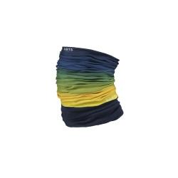 Barts MULTICOL POLAR DIP DYE Yellow neckband