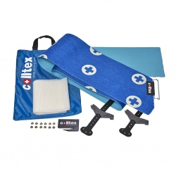 Colltex SAD TODI MIX SPLITBOARD 180mm/180cm skins (front + rear attachment)
