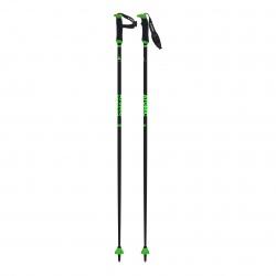 Atomic REDSTER X CARBON SQS Grey / Green poles