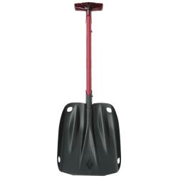 Black Diamond TRANSFER 3 Fire red shovel