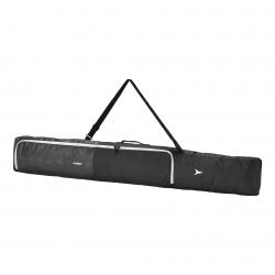 Housse à skis Atomic W SKI BAG CLOUD Black / Silver Metallic