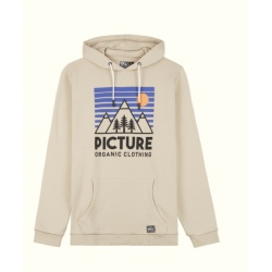 Sweat Picture THORN HOODIE M Mastic