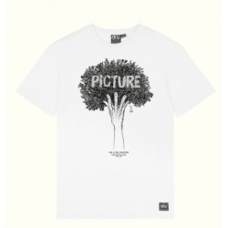 Picture D&S TREE TEE M White t-shirt