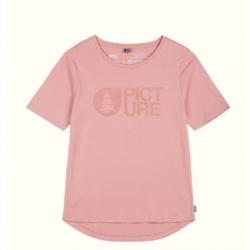 Tee-shirt Picture FALL REGULAR Bois de rose