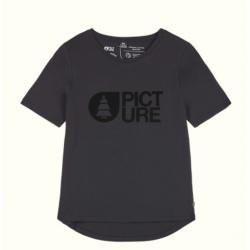 Picture FALL REGULAR Black t-shirt