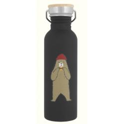 Picture HAMPTON Black bottle