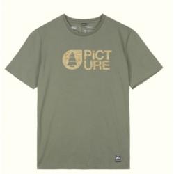 T-shirt Picture BASEMENT CORK Dusty Olive