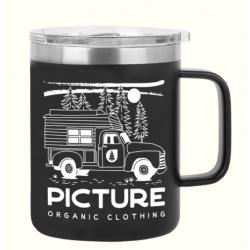 Mug Picture TIMO INS Black