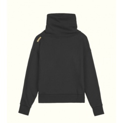Picture HICKNECK SWEATER W Black