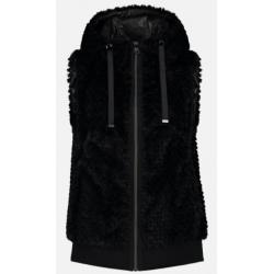 Luhta HANNIEMI Sleeveless Vest Black