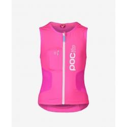 Veste de protection Poc POCito VPD AIR VEST Fluorescent Pink