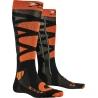 Chaussettes X-Socks SKI CONTROL 4.0 Anthracite/Orange