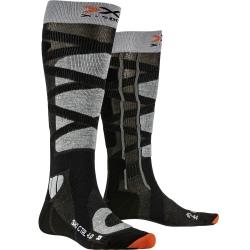 Chaussettes X-Socks SKI CONTROL 4.0 Anthracite/Stone Grey