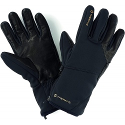 Gants Thermic SKI LIGHT G M Black