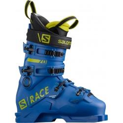 Ski boots S/RACE 70 RACE Blue / Acid Green / Black