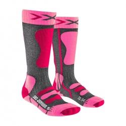 X-Socks SKI JUNIOR 4.0 Pink Socks