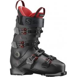 Chaussures de ski Salomon S/PRO 120 GW Belluga / Red / Black