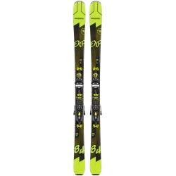 Pack de skis Rossignol EXPERIENCE 84 AI +Fix NX 12 Black/Icon