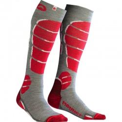 Monnet SKI X-LIGHT knee-highs Red