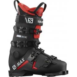 Chaussures de ski Salomon S/MAX 100 GW Black / Red / White