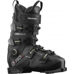 Chaussures de ski Salomon S/PRO HV 120 GW Black / Red / Belluga