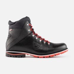 Rossignol 1907 CHAMONIX Black Shoes