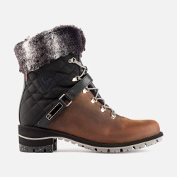 Rossignol 1907 MEGEVE Brown Shoes