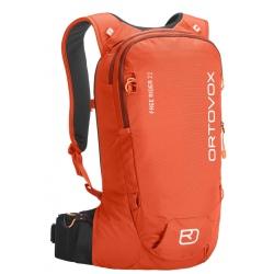 Ortovox FREE RIDER 22 Desert Orange Backpack