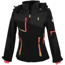 Aulp FECLA Black Jacket